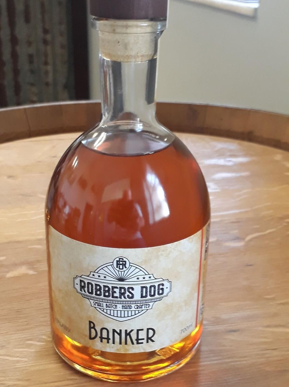 Banker Rum Spirit