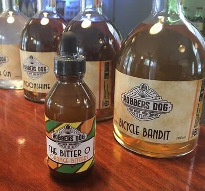 "The Bitter ""O"" Orange Bitters"