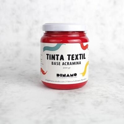 TINTAS TEXTILES ACRAMINA FRESA