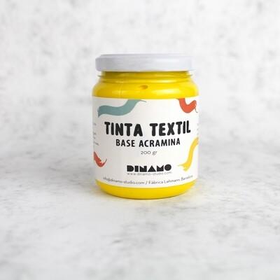 TINTAS TEXTILES ACRAMINA AMARILLO