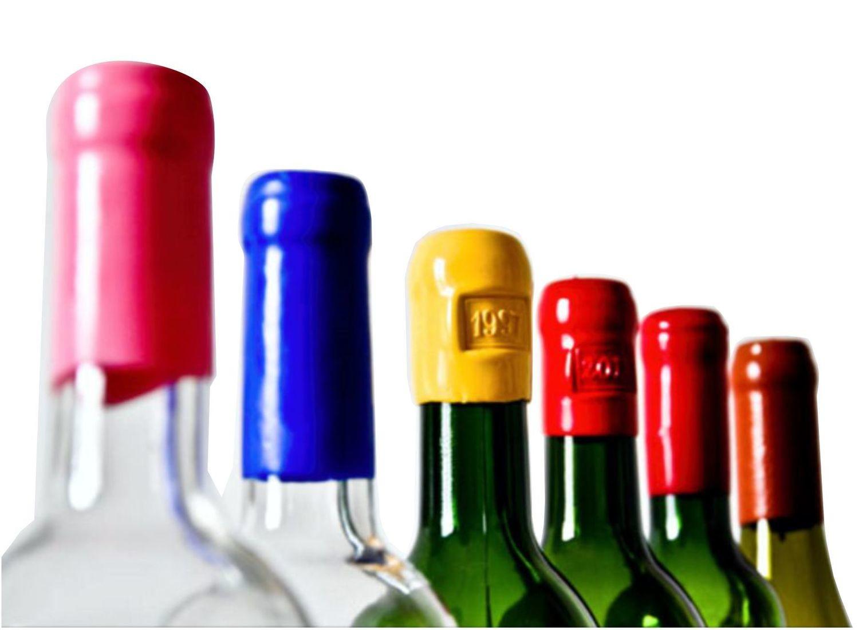 Siegelwachs für Flaschen - Flaschenwachs metallic