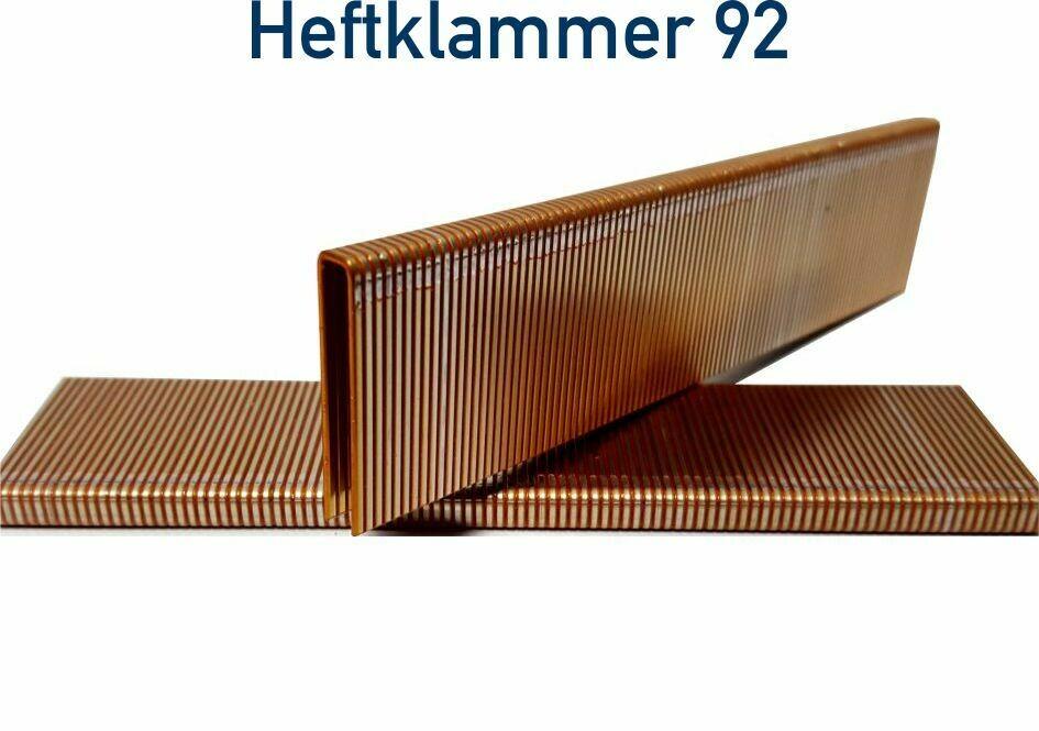 Heftklammer 92/18 cnk hz