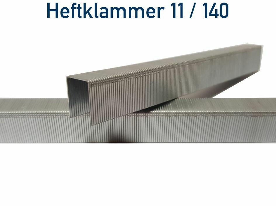 Heftklammer 11/8 - 140/8 cnk verzinkt