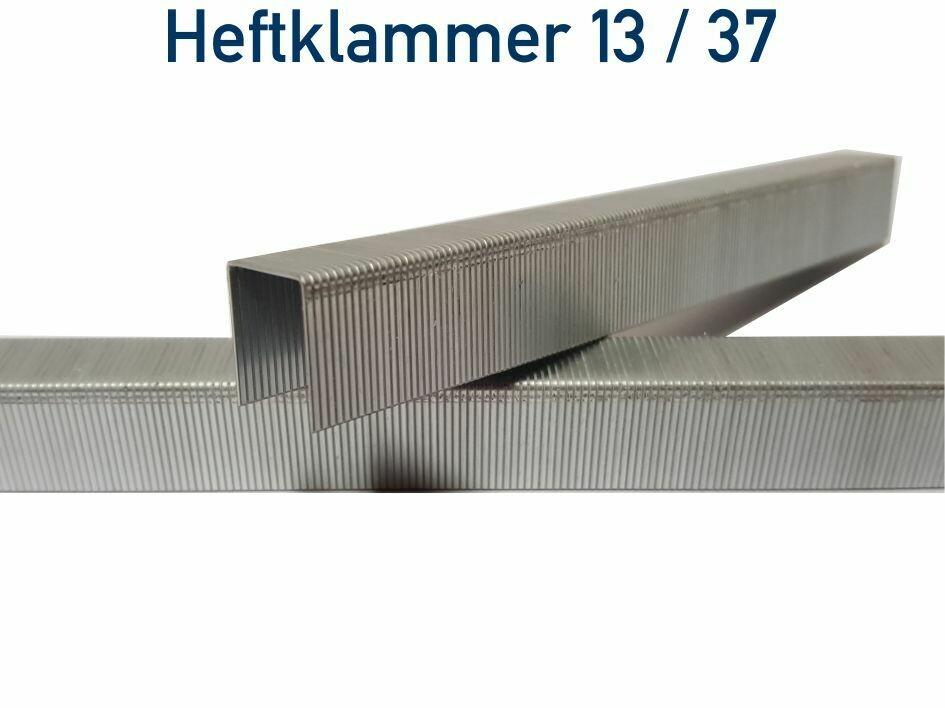 Heftklammer 13/12 - 37/12 cnk verzinkt