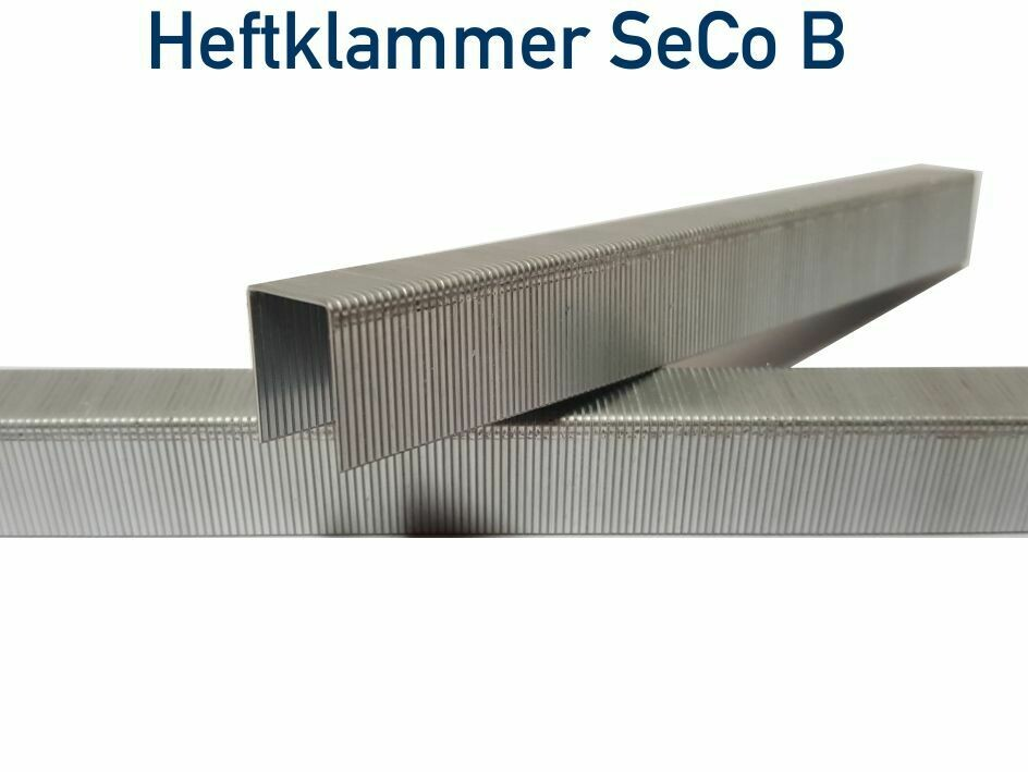 5.000 Heftklammer SeCo B/16 cnk