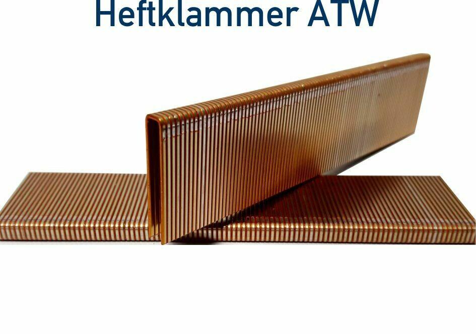 3.000 Heftklammer ATW 140/25 cnk hz
