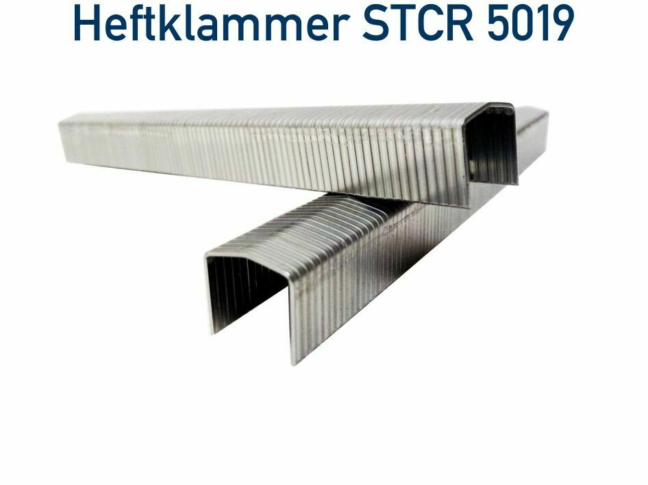 5.000 Heftklammer Bostitch STCR 5019/6 cnk verzinkt
