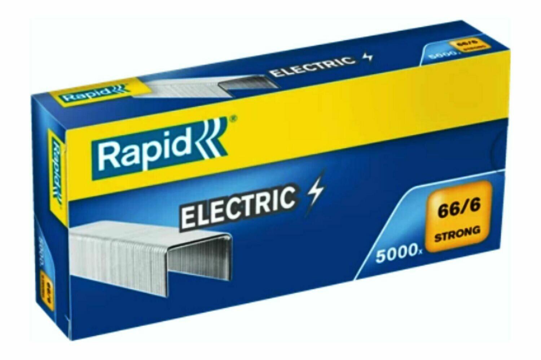 Heftklammer Rapid 66/6 strong verzinkt