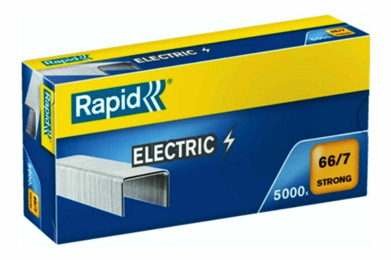 Heftklammer Rapid 66/7 strong verzinkt
