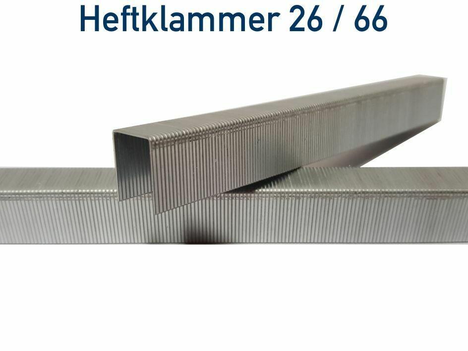 Heftklammer 66/6 Standard