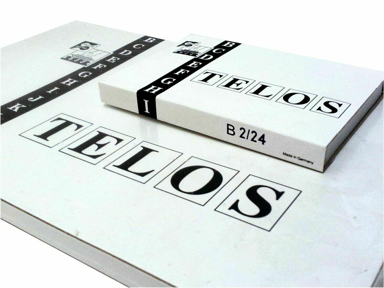 TELOS Typensatz B 9/36 - 10.0 mm