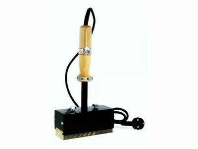 Brennstempel ALK S155 150x50 mm inkl. Gravur