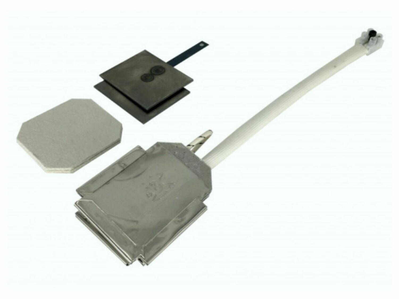 Heizelement für Brennstempel T4 - 300 Watt