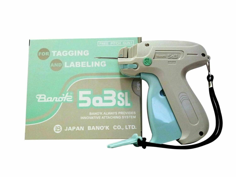 Etikettierpistole Banok 503SL Standard mit langer Nadel