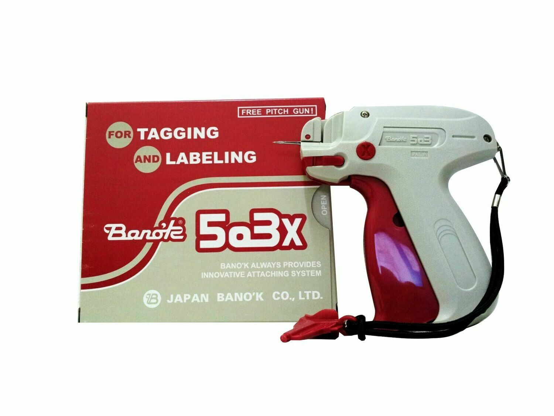 Etikettierpistole Banok 503XL Fein mit langer Nadel