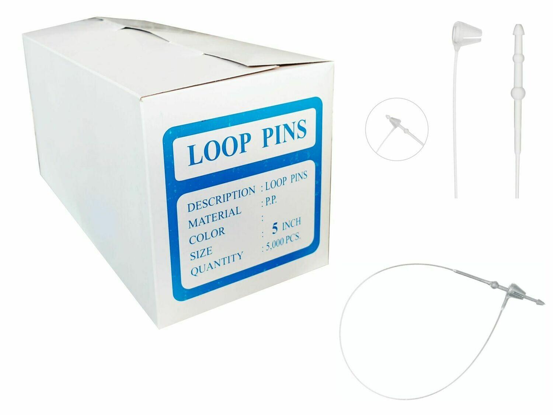 Sicherheitsfäden - Verschlussfäden C-Loop - 125 mm