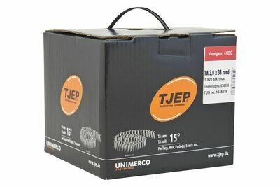 1.920 Dachpappnägel TA 30/38 - 38 mm Länge - feuerverzinkt