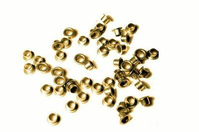 1000 Ösen 4 mm Durchmesser - 5.2 mm Länge