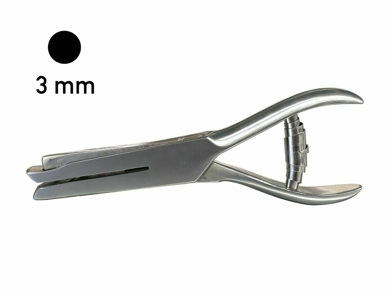 Lochzange 50 3 mm Rundloch