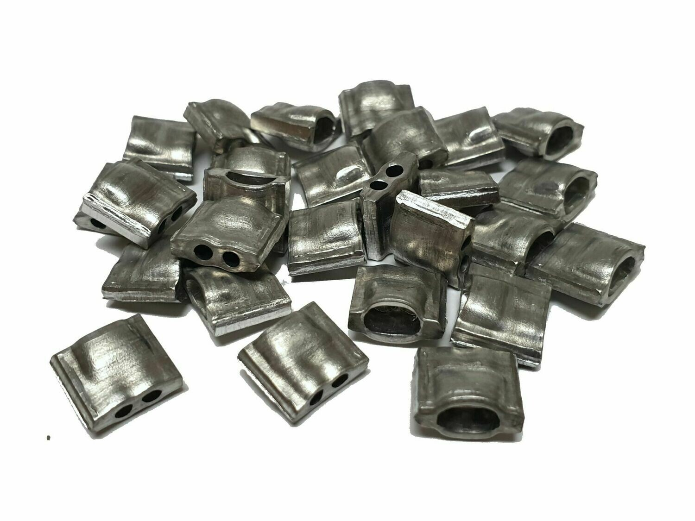 Aluminiumplomben 8.5x8.5 mm