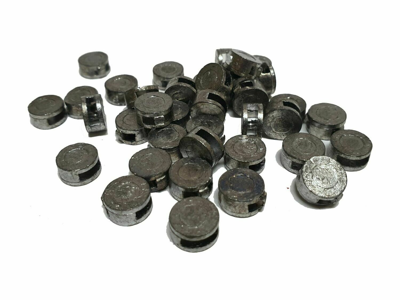 Lead seals 10 mm