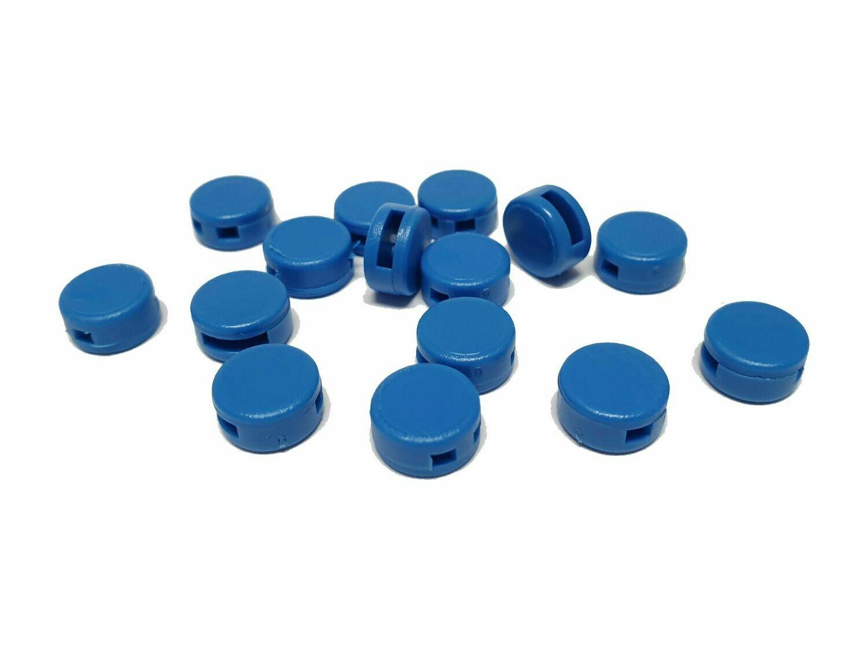 Kunststoffplomben 8 mm