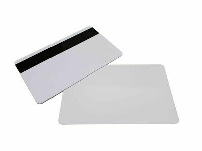 Plastikkarten mit Magnetstreifen CR80