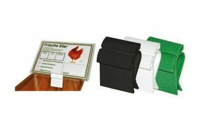 Kistenklemmer für Preisschilder - klein