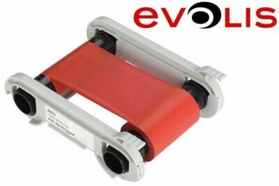Farbband Evolis rot RCT013NAA