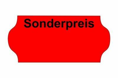 Etiketten 26x12 mm Sonderpreis