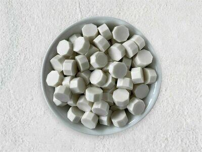 Siegelwachs in Perlen weiss - Granulat