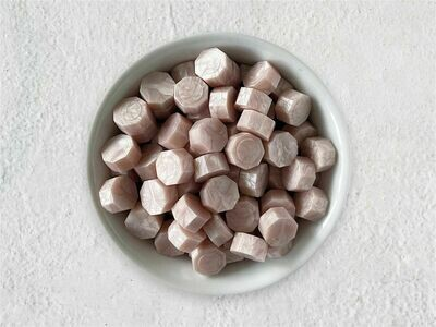 Siegelwachs in Perlen Lotus - Granulat