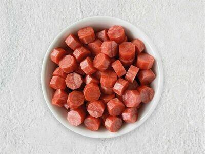 Siegelwachs in Perlen Lachs - Granulat