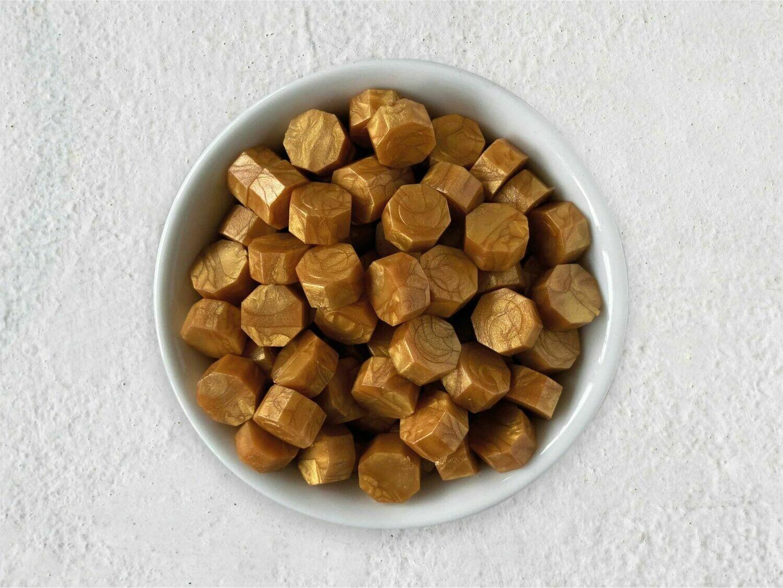Siegelwachs in Perlen - Granulat - Diverse Farben