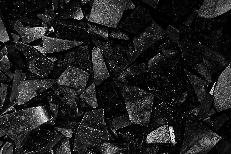 Siegelwachs hart für Flaschen - schwarz