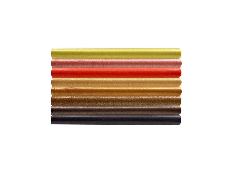 """Siegelwachs """"Fancy"""" - Gelb, orange, braun"""