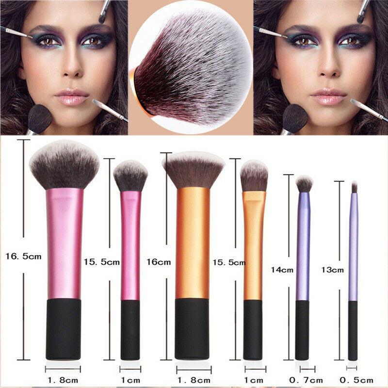 Makeup Pinsel Set 6tlg