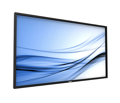 "65"" Philips Multitouch-Display UHD"