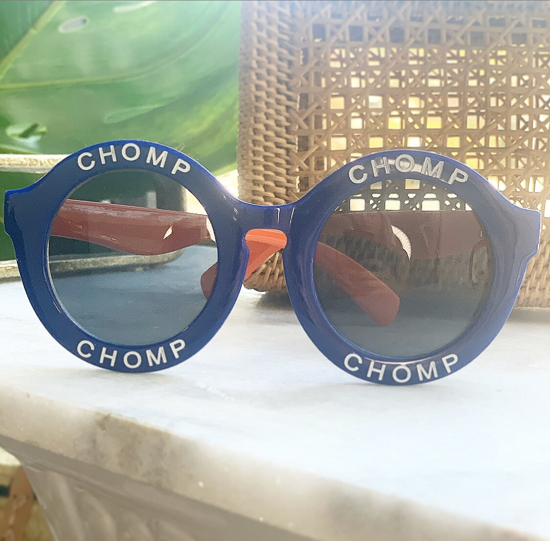 """Chomp Chomp"" Sunglasses"