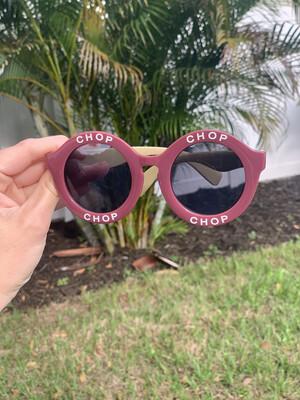 """""""Chop Chop"""" Sunglasses"""
