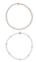 eNewton Bracelet Hair-tie Set Of 2
