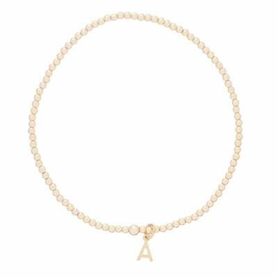 eNewton Initial Bracelet