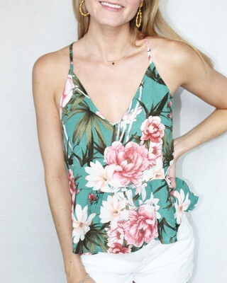 Summer Days By Sage The Label Top