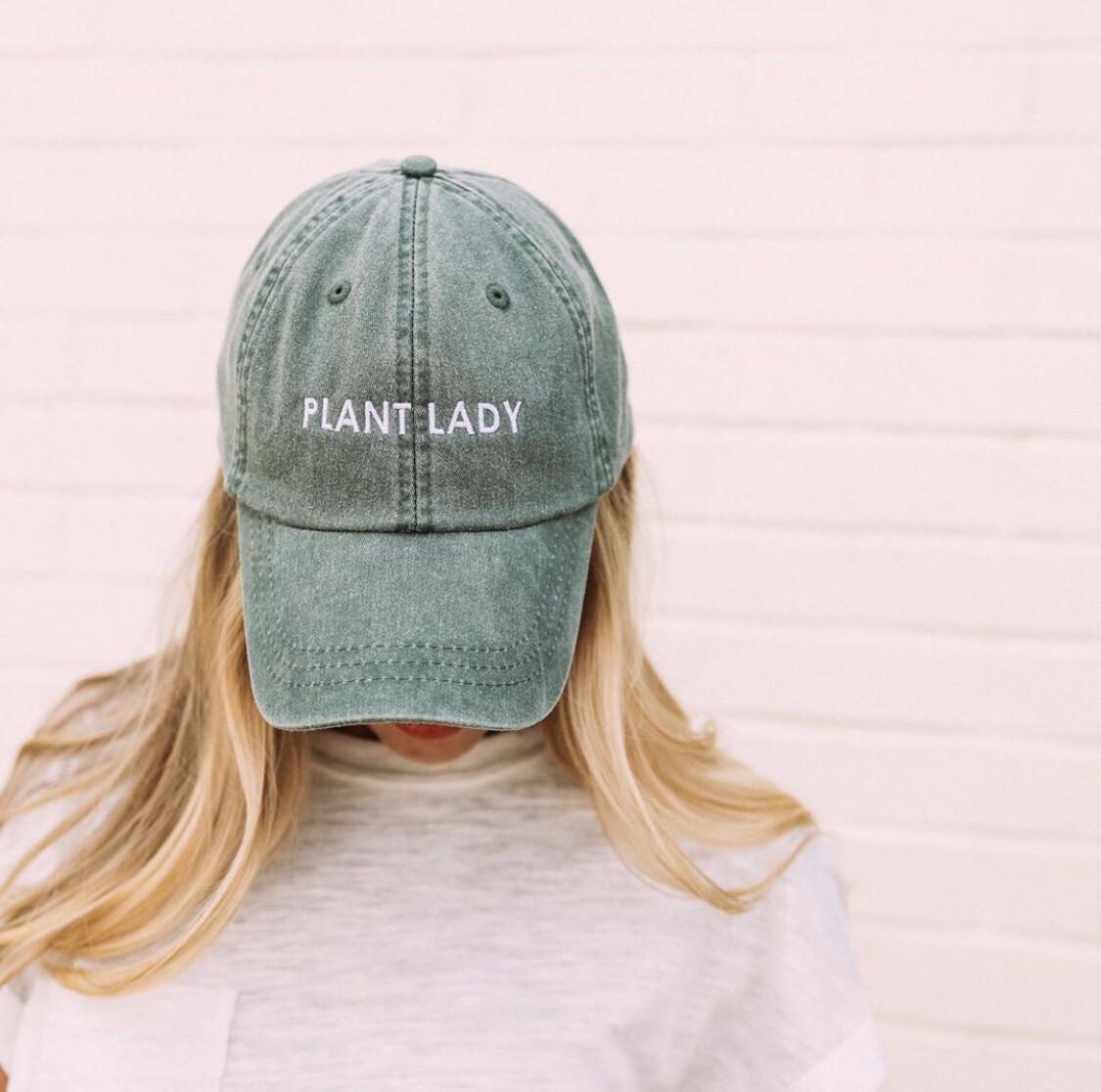 Plant Lady Hat