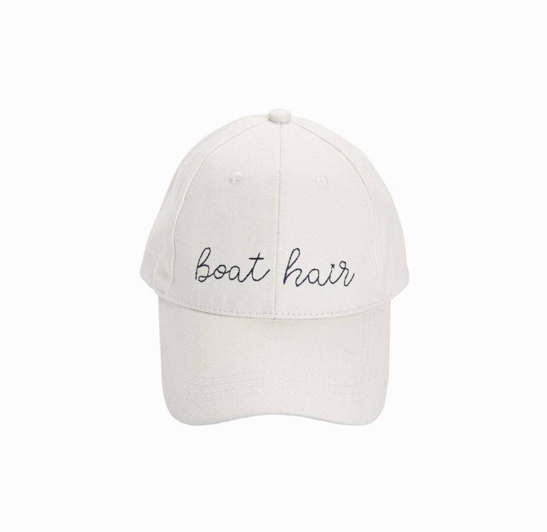 Boat Hair Hat