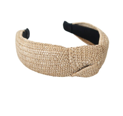 Raffia Headband