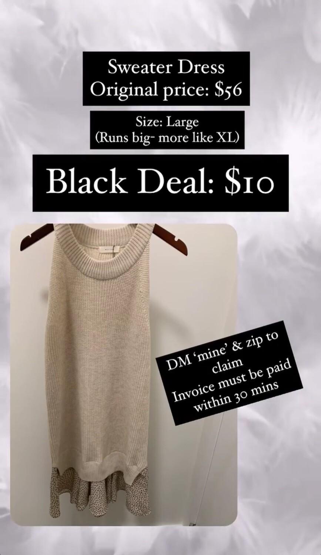 Olivia's Deal!