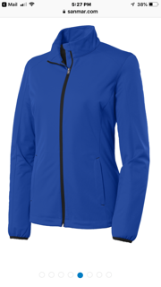 Port Authority Ladies Active Soft Shell Jacket