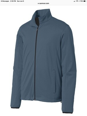 Port Authority Active Mens Soft Shell Jacket