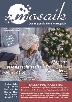 mosaik Dezember 2020 - Print
